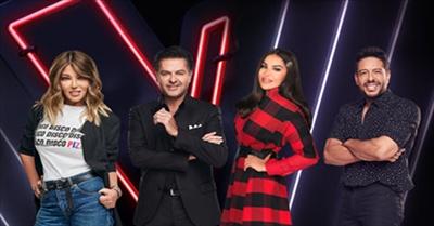برنامج The Voice احلى صوت 5 الحلقة 3 عربي